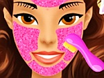 Free Line Girl Games Makeover