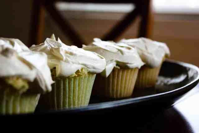 Fresh corn cupcakes | girlgonegourmet.com