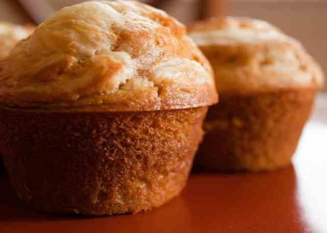 Pumpkin Muffins | girlgonegourmet.com