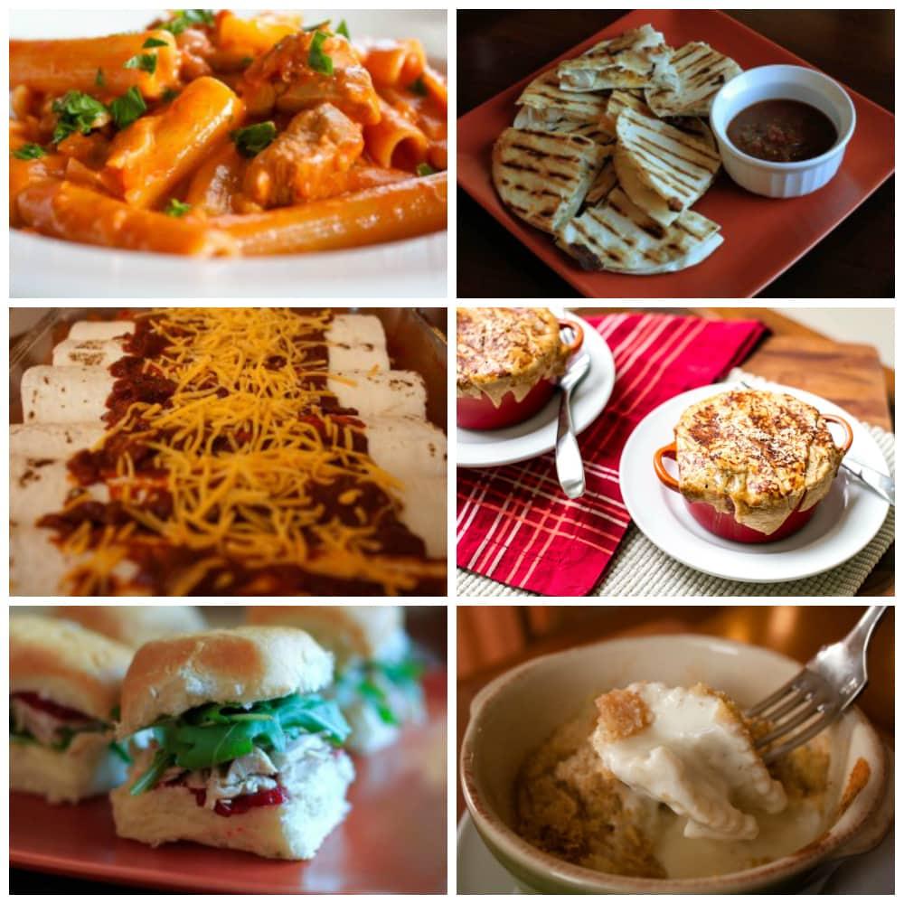 6 Ways to Use Turkey Leftovers