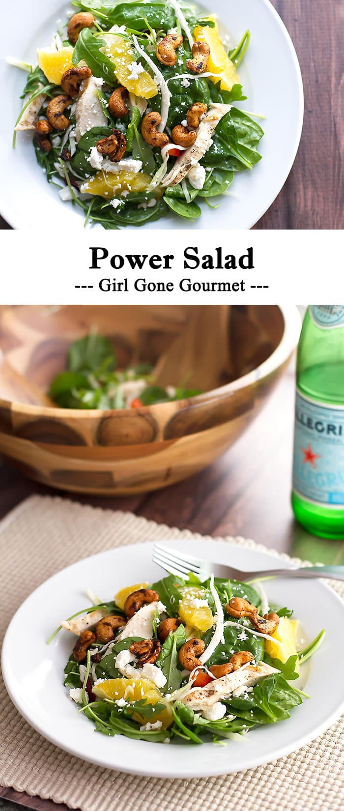 Power Salad | Cooking and Recipes