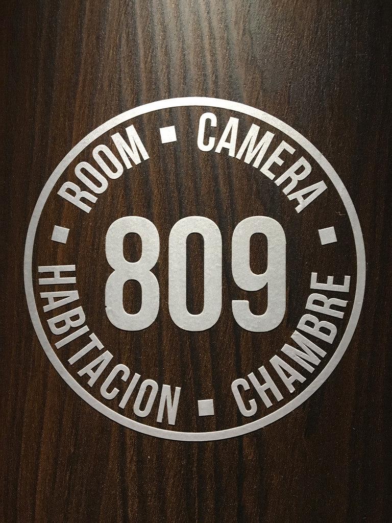 bloc hotel 809
