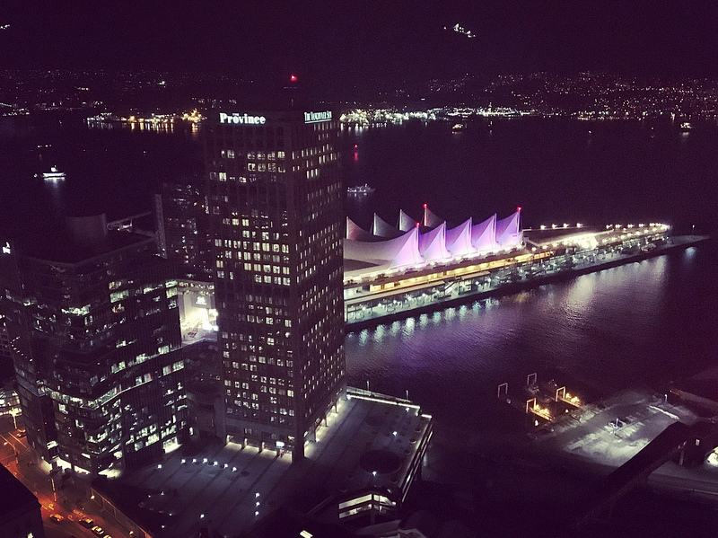 canada place view