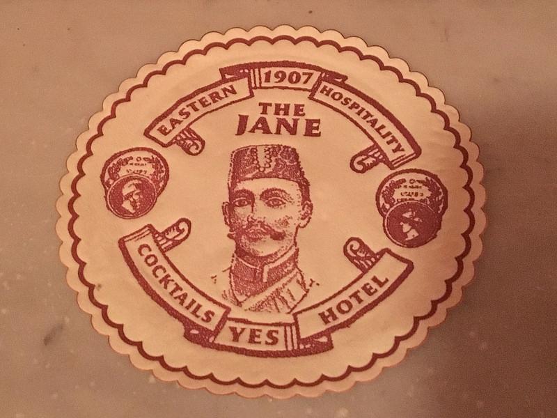 jane coaster