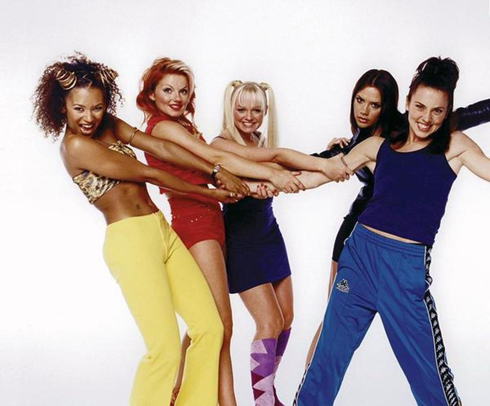 Power Pop Girl Wallpaper Which Spice Girl Are You Identity In The Playground