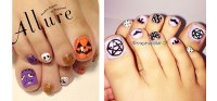10 Inspiring Halloween Toe Nail Art Designs & Ideas 2015 ...
