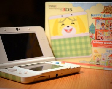 New 3DS Unboxing