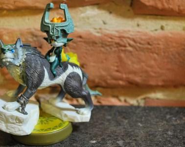 Wolf Link Amiibo