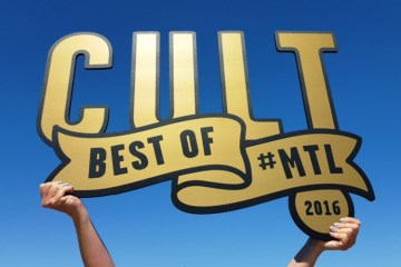 Cult Best of MTL 2016