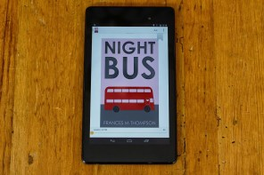 Night Bus on Tablet