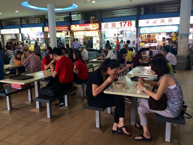Tiong Bahru Hawker Centre