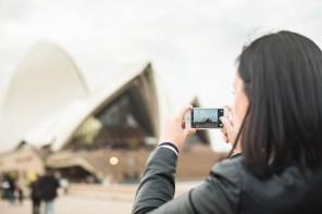 Instagramming Sydney