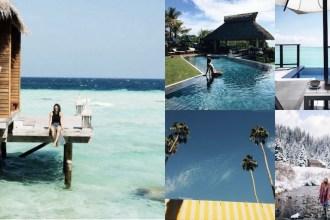 insta-elite holiday destinations