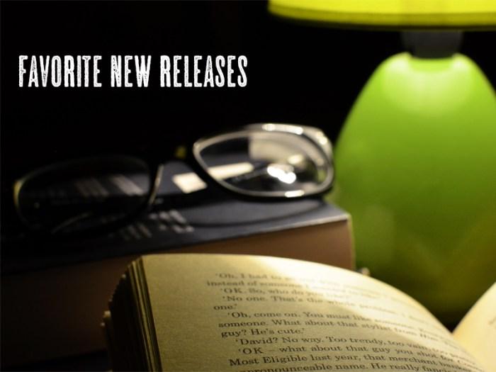 Favorite New Books