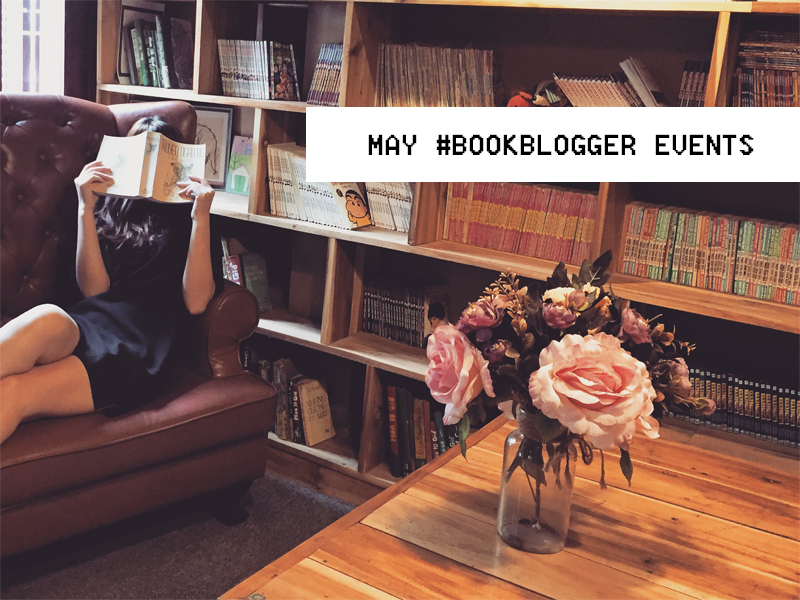 May #BookBlogger Events