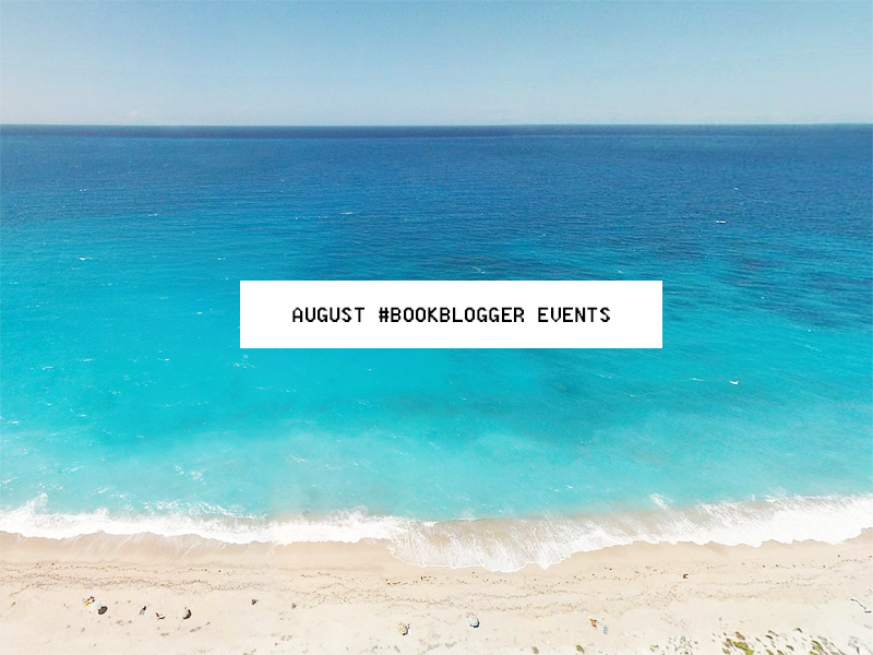August #BookBlogger Events