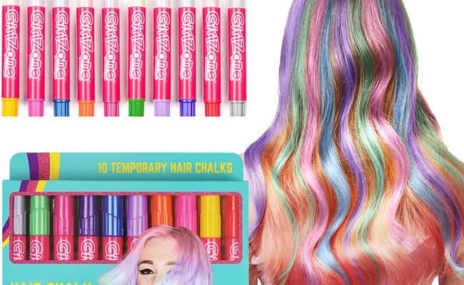 Temporary Hair Chalks For Girls Girlzone Uk