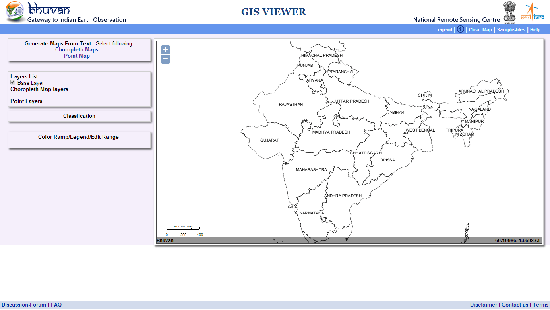 GIS Viewer_Bhuvan