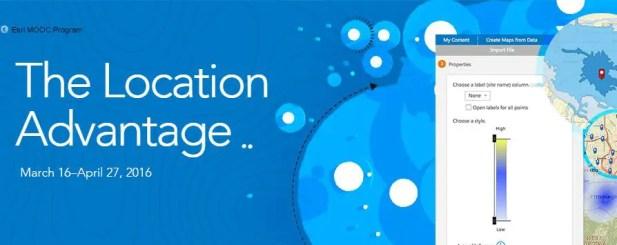 The Location Advantage Esri MOOC Program-Location Analysis