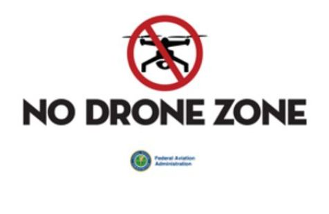 no-fly zones for drones