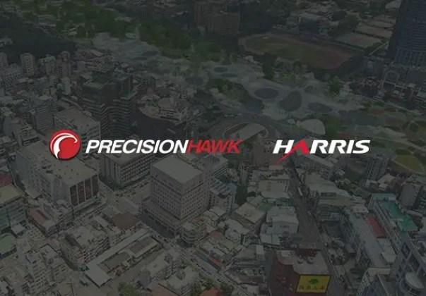 PrecisionHawk and Harris Corporation