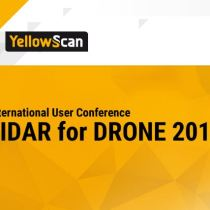 YellowScan LiDAR for Drone 2016