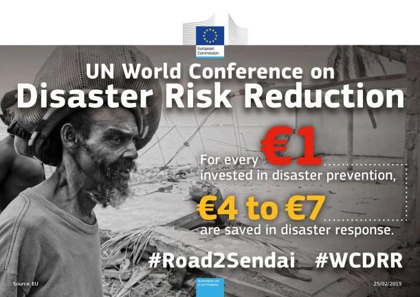 Sendai Framework for Disaster Risk Reduction