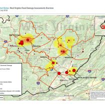 West Virginia damage assessment