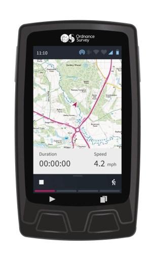 OS GPS Unit