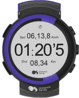 OS GPS Watch