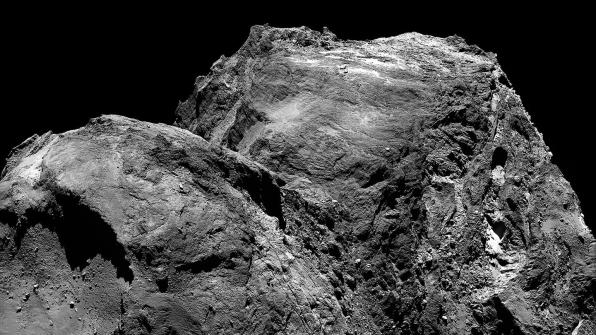 Southern Side of 67P