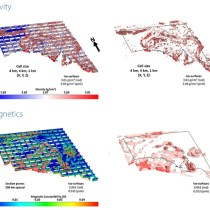 Gravity and magnetic _South Australian Geophysical Reference Model