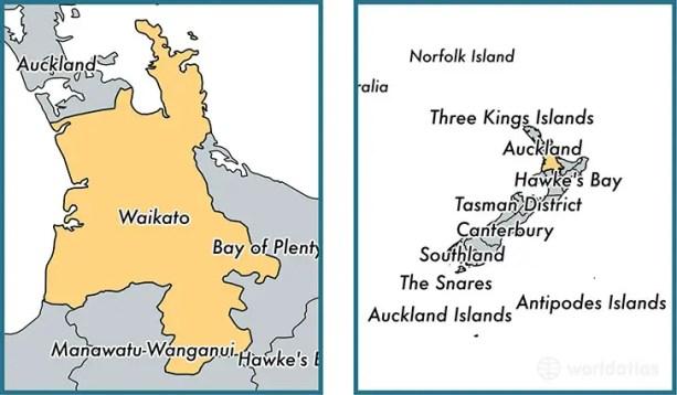 Waikato regional council, New Zealand