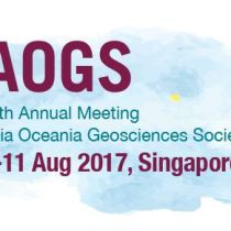 Asia Oceania Geosciences Society (AOGS) - 2017
