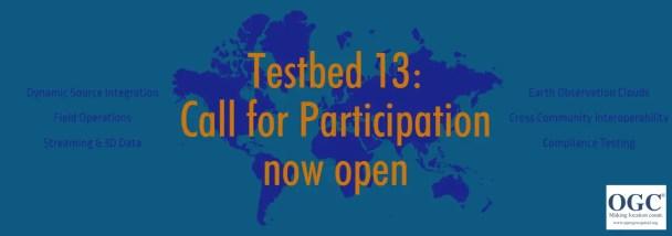 OGC Testbed 13