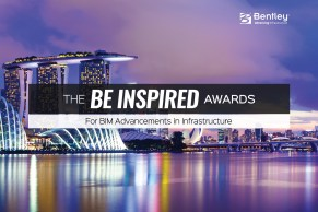 2017 Be Inspired Awards for BIM Advancements in Infrastructure
