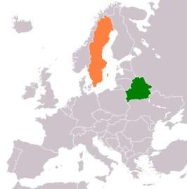 Belarus, Sweden