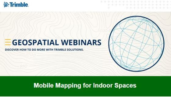 mobile mapping of indoor spaces