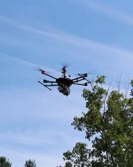 UAV-LIDAR