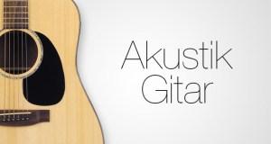 Akustik Gitar Nedir?