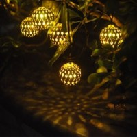 Solar Patio String Lights - Bestsciaticatreatments.com