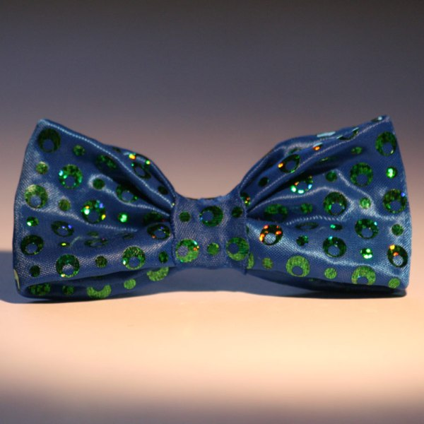disco-bow-blue