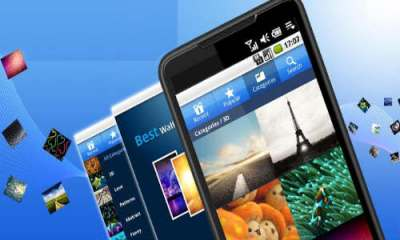 Top 5 Best Free HD Wallpaper Apps for Your New Android Smartphone - Gizbot - Gizbot News