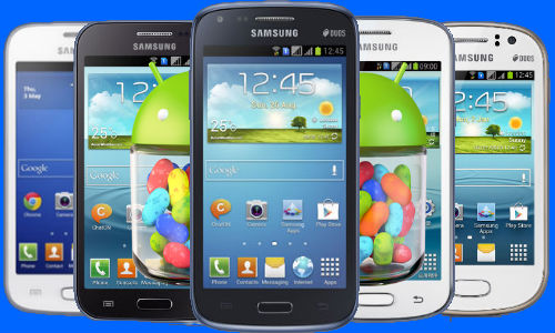 Top 10 Latest Samsung Android Jelly Bean Smartphones Under Rs 15,000