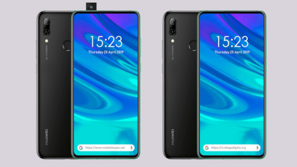 Huawei P Smart Z spotted with pop-up selfie camera and Kirin 710 SoC