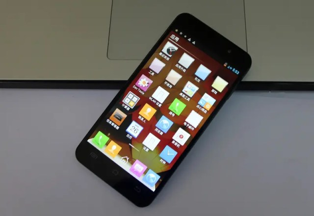 02 Spy photos: JiaYu G4 Premium looks ready to launch and awesome!