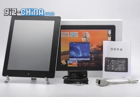 100 android tablet new ipad 3 knock off Top 6 New iPad Clones and Knock off from China!