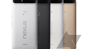huawei nexus colours