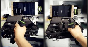 elephone hand held camera gyro