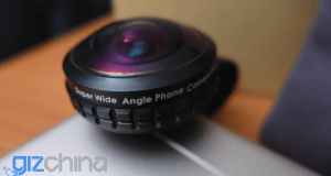 gizcam wide angle lens